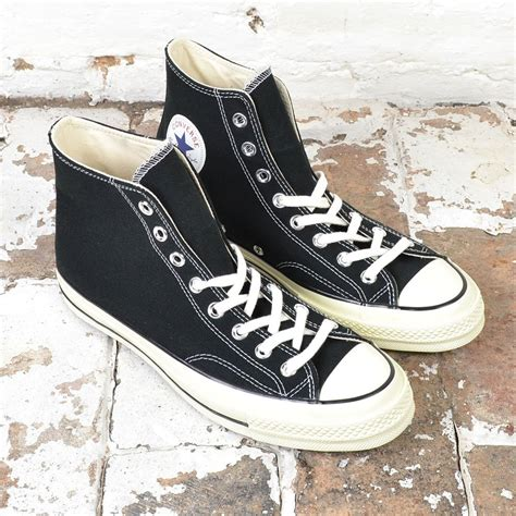 Ct 70s Polka Black Hi converse chuck all 70s hi black