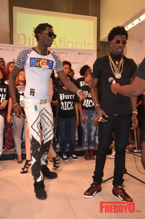 how to dress like rich homie photos rich homie quan releases his new clothing line