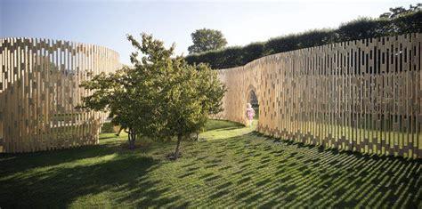 Brise Vue Moderne Pour Jardin by 95 Id 233 Es Pour La Cl 244 Ture De Jardin Palissade Mur Et