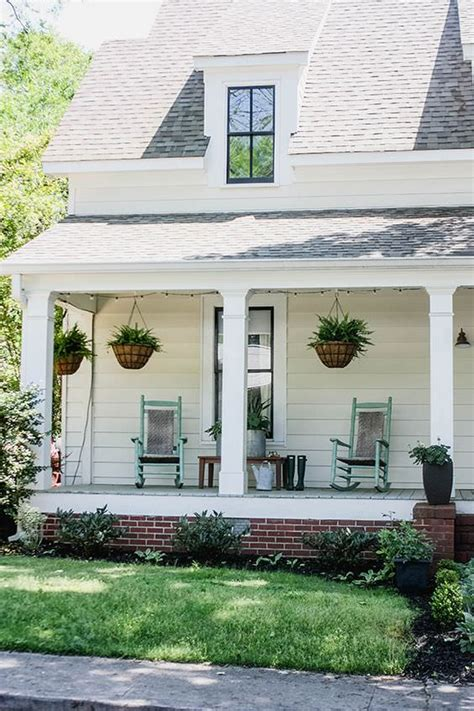 Porch Makeover fabulous front porch makeovers decorating your small space