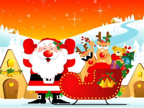 themes for windows 7 christmas free download free santa christmas theme for windows 7