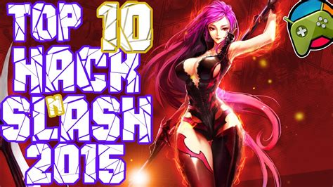 best hack and slash top 10 best hack and slash android games 2015 hd youtube