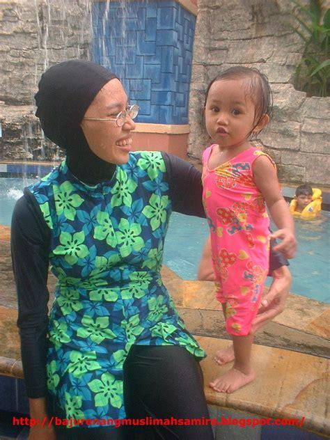 Baju Renang Muslimah Samira muslimah boleh berenang baju renang yang santun ayoo berenang bersama keluarga