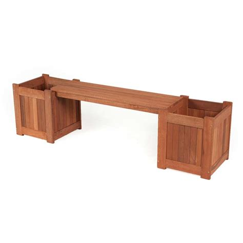 bench boxes greenfingers planter box garden bench on sale fast