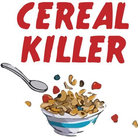 Kaos Cereal Killer Most Popular cereal killer t shirt shirt