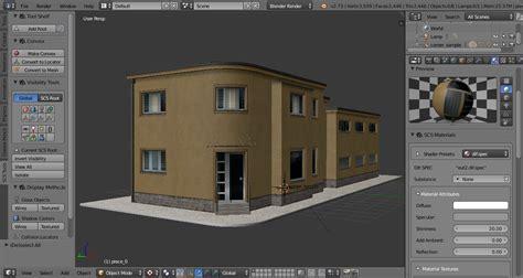 SCS Software's blog: SCS Blender Tools   First Step