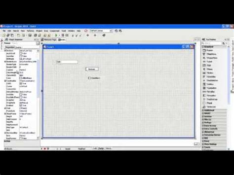 tutorial rave reports delphi 2010 delphi 2010 tutorial 1 getting started youtube