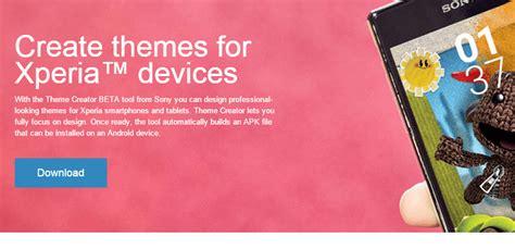 theme creator beta lollipop xperia zのカスタマイズ 自分専用の使い易いデザインテーマを作成
