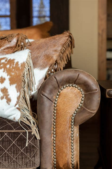 How To Turn Cowhide Into Leather - 140 best furniture couture cow images on