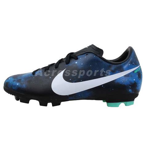 nike galaxy football shoes nike jr mercurial victory iv cr fg quot galaxy quot boys