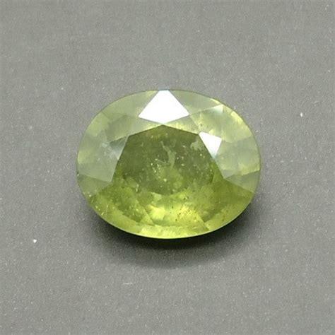 Green Safir batu green sapphire safir hijau pusaka dunia