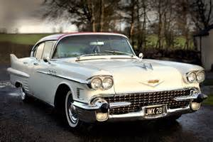 Vintage Cadillac 1958 Vintage Cadillac Wedding Cars Excalibur Wedding Cars