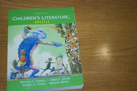 children s literature briefly 6th edition um today faculty of education new children s