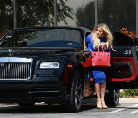 roll royce celebrity khloe kardashian s new rolls royce wraith celebrity