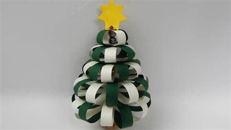 how to make a paperball christmas tree decoration hanging