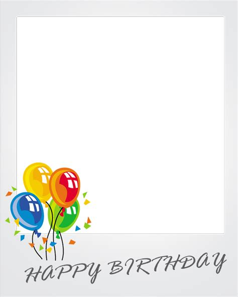 birthday frames android apps on free birthday frames cliparts co