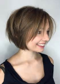does heavier get shorter hairstyles best 25 layered bob short ideas on pinterest layered