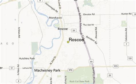 roscoe weather station record historical weather for