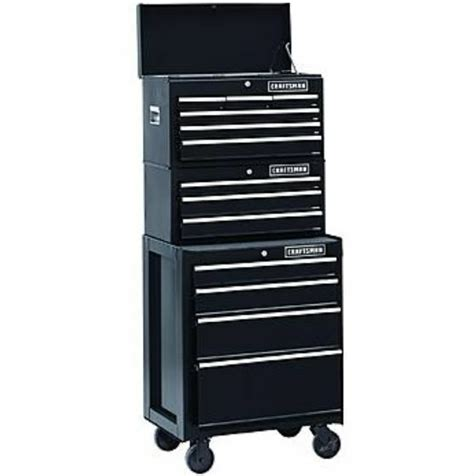 craftsman  rolling toolbox cabinet  drawer heavy duty