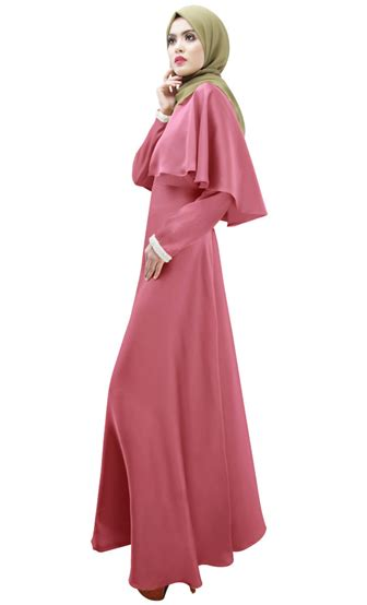 Model Baju Jubah 20 gambar model baju jubah muslimah terbaru dan terkini