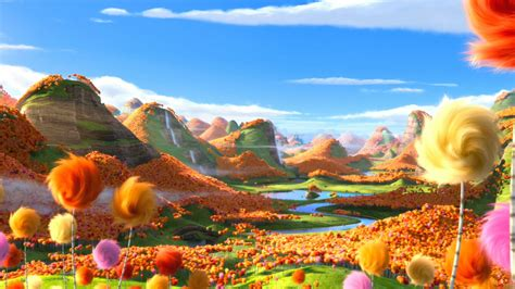 Landscape Character Definition Dr Seuss Quot The Lorax Quot Wallpapers Gallery Wallpapers