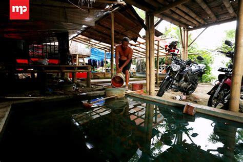 Cacing Tangerang cacing jadi sumber penghasilan warga bantaran sungai