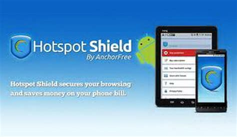 6 most popular and most downloaded free android apps to improve user experience of android - Hotspot Shield For Android