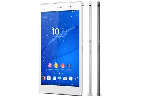 Tablet Sony Xperia Z3 sony xperia z3 tablet compact waterproof tablet