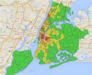 Boroughs Of New York Map by New York Map Of Boroughs