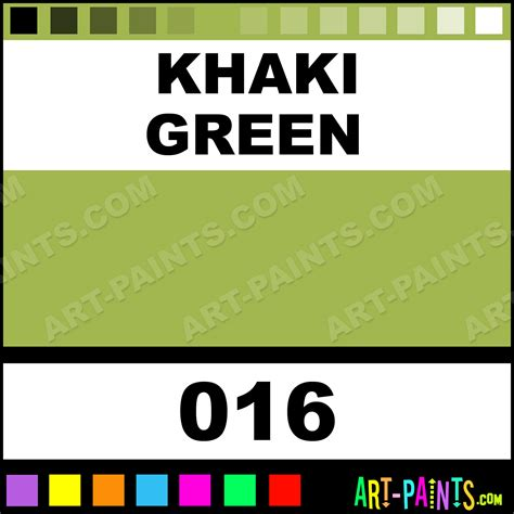 green khaki paint colors images