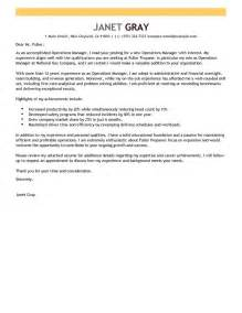 cover letter exles for management doc 8491099 customer service manager cover letter