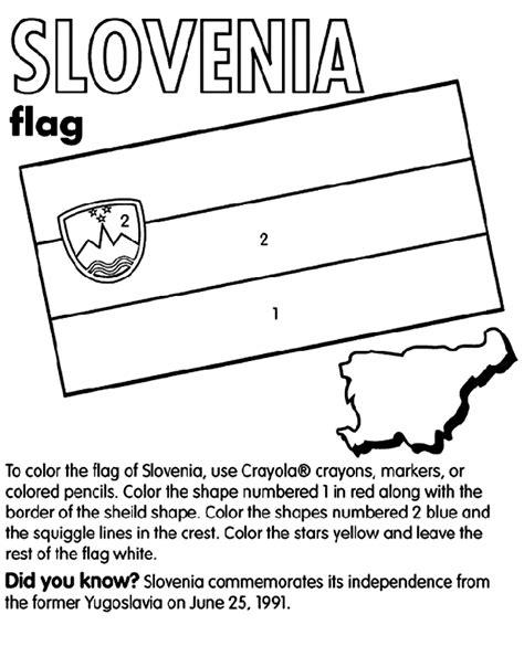 american flag coloring page crayola slovenia crayola ca