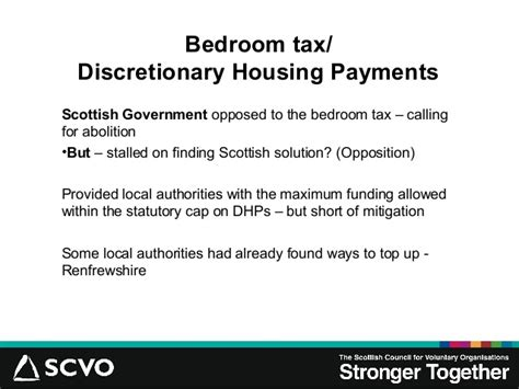 discretionary housing payment bedroom tax discretionary housing payment bedroom tax 28 images