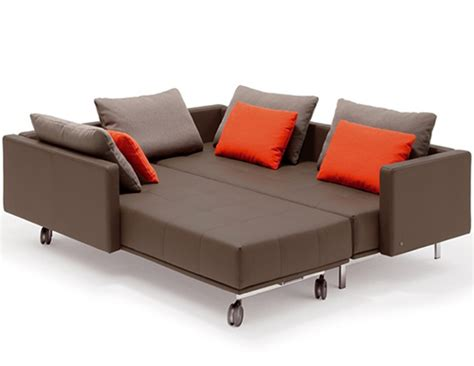 lounging on the couch lounge sofa bed by rolf benz centro