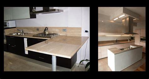 top cucina travertino petres maestri artigiani nella lavorazione marmo e