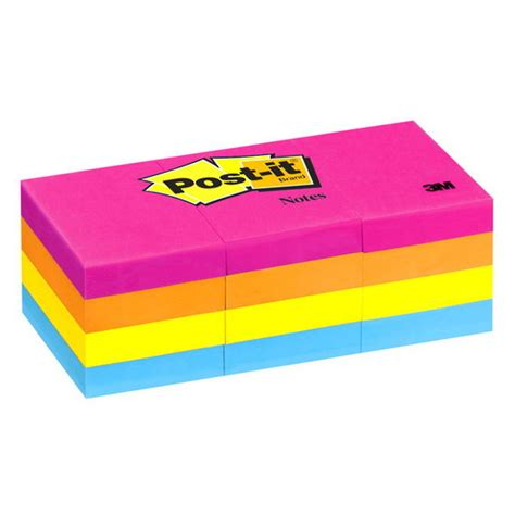 3m Post It 653 Neon 3m post it notes 653 cape town pack of 12 pads post it