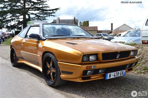 Maserati Shamal For Sale by Maserati Shamal 3 April 2016 Autogespot