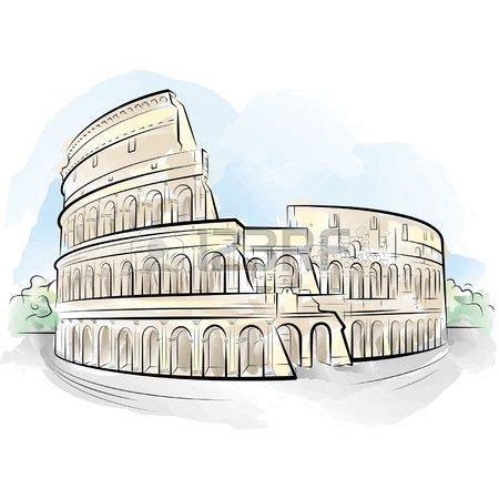 items similar to renaissance rome italy chalkboard print drawing color colosseum rome italy matita pinterest