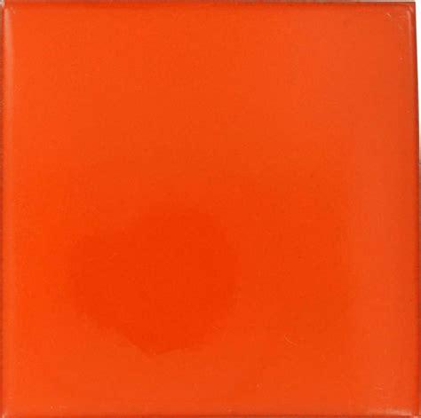 image gallery orange ceramic wall tile