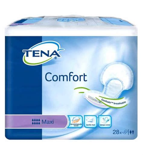 tena comfort pants moderate to heavy boots