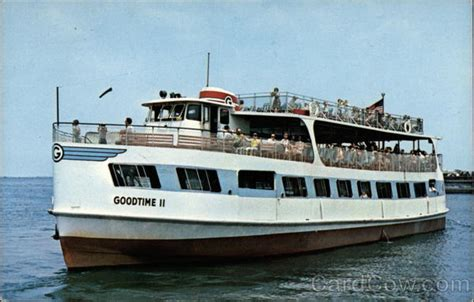 goodtime boat goodtime ii cleveland s sightseeing boat ohio