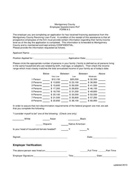 hill markes employment application form free