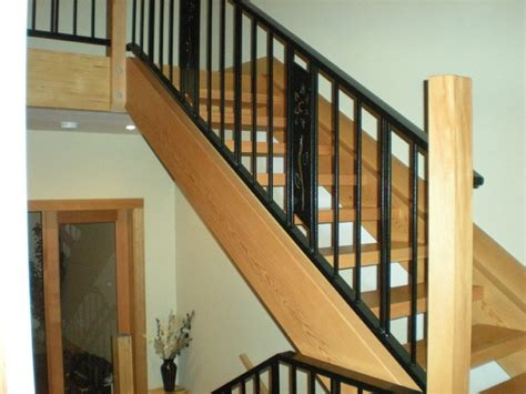 Interior Balusters by Interior Railings Iron Mountain Works