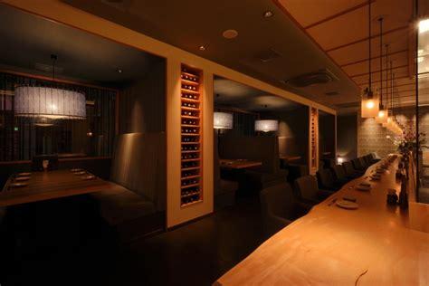 Kitchen Wallpaper Ideas yoichi restaurant by design studio crow mie japan