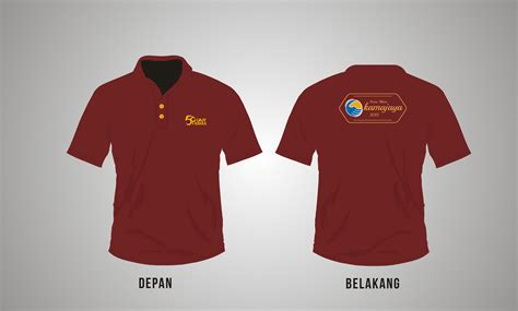 Baju Kaos Family Dhikr Dai Maroon t shirt dan polo shirt reuni akbar kamajaya 2015 alumni