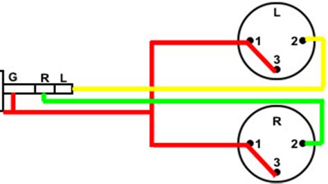 3 5 mm to xlr wiring diagram 3 5 mm stereo to 2x xlr at dvinfo net