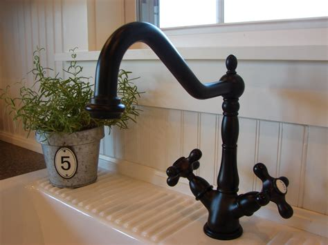 farmhouse kitchen faucets cobblestone farms my farmhouse kitchen the fixtures