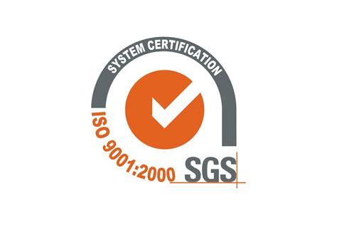 Iso 9001 2000 Sgs Logo Logo Share