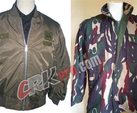 Jual Baju Dinas Perhubungan konveksi jaket militer jual jaket loreng tni ready stock