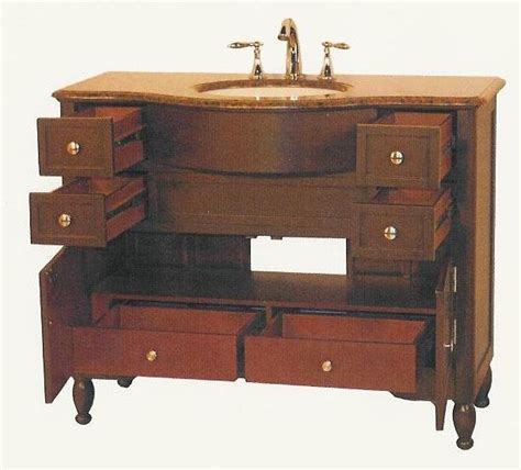 45 Inch Bathroom Vanity 45 Inch Trish Vanity